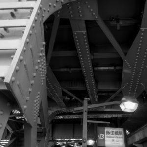 飯田橋駅前ガード下